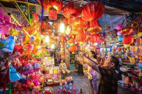Trung Thu 2016: Đồ chơi Việt Nam lạc lõng giữa hàng Trung Quốc