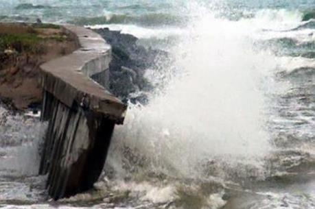 Dự báo thời tiết hôm nay 10/10: Khu vực Bắc Biển Đông gió giật cấp 9-10
