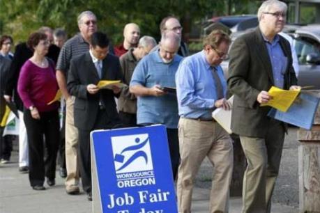 Thị trường lao động Mỹ không sáng như kỳ vọng