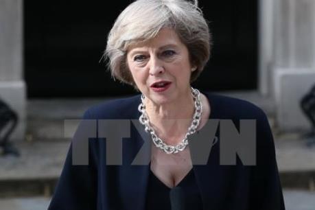 Anh sẽ bắt đầu tiến trình rời EU vào cuối tháng 3/2017