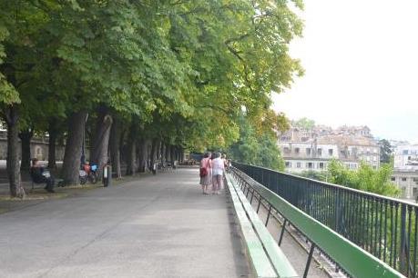 """Những công trình """"biểu tượng"""" của Geneva"""