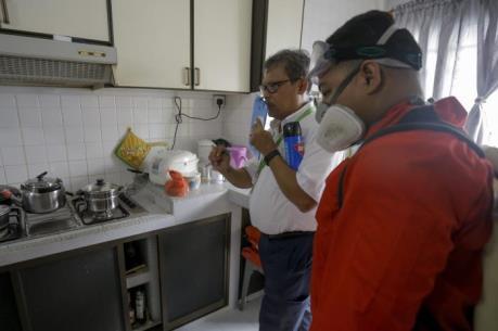 Singapore xem xét lại quy định cách ly các bệnh nhân nghi nhiễm virus Zika