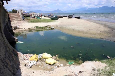 Không giảm mức xử phạt doanh nghiệp vi phạm xả thải ra môi trường