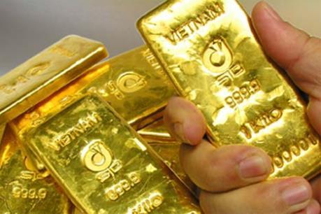Giá vàng đầu tuần đang hồi phục