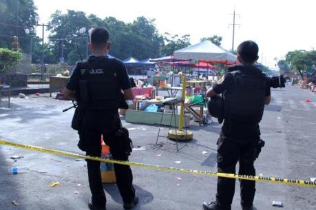 Vụ đánh bom ở Philippines: Cảnh sát bắt giữ một nghi can