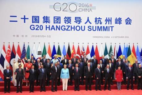 Lãnh đạo G20 cảnh báo kinh tế toàn cầu đang đối mặt nhiều nguy cơ