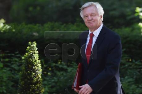 Bộ trưởng Brexit: Nước Anh đang đứng trước những chân trời mới