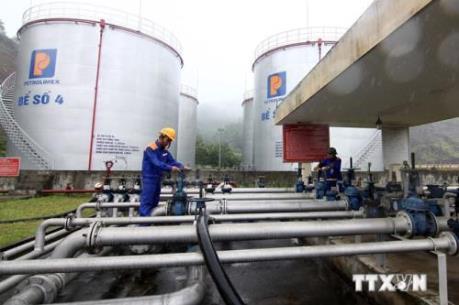 Quỹ bình ổn của Petrolimex tăng 115 tỷ đồng
