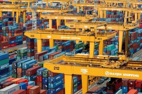 Hãng tàu biển Hanjin tìm cách bảo vệ tài sản sau khi nộp đơn xin phá sản