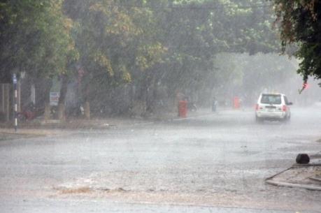 Dự báo thời tiết đêm 5/9: Hà Nội nhiều mây, có mưa rào và rải rác có dông
