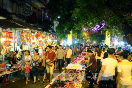 Thị trường đồ chơi Trung thu: Sự lên ngôi của đồ chơi truyền thống