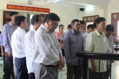 Phú Yên: Xét xử vụ cố ý làm trái gây thiệt hại hơn 9,2 tỷ đồng