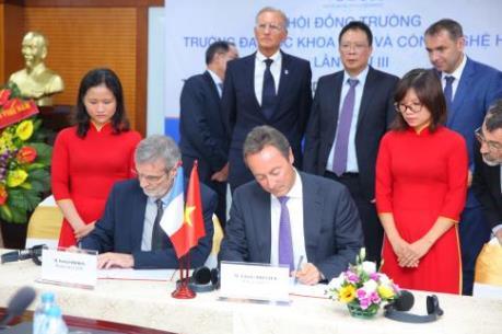 Airbus mở rộng hợp tác phát triển hàng không tại Việt Nam