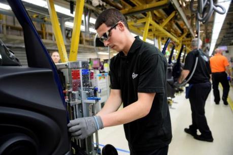 """Thêm bằng chứng cho thấy kinh tế Anh """"né"""" được cú sốc Brexit"""