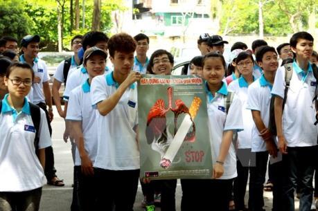 Việt Nam nằm trong nhóm các nước có tỷ lệ hút thuốc lá cao trên thế giới