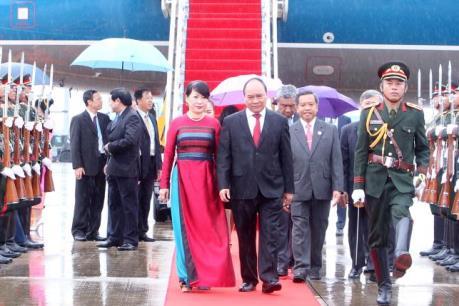 Thủ tướng Nguyễn Xuân Phúc dự lễ khai mạc Hội nghị Cấp cao ASEAN lần thứ 28-29