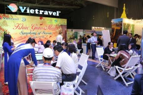 Thoả sức mua tour khuyến mại hấp dẫn tại gian hàng Vietravel