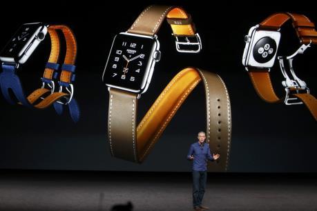 Apple Watch Series 2 chính thức lên kệ vào ngày 16/9