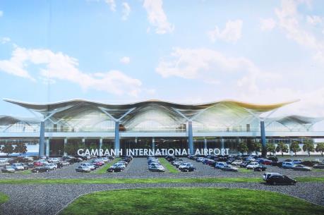 Khởi công xây dựng nhà ga quốc tế tại Cảng hàng không Cam Ranh