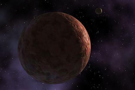 Phát hiện một hành tinh lùn mới trong hệ Mặt Trời