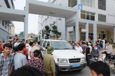 Báo cáo ban đầu về vụ trẻ sơ sinh tử vong tại Bệnh viện Quốc Oai