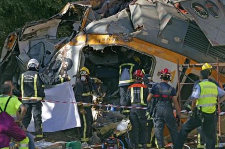 Vụ tai nạn tàu hỏa tại Tây Ban Nha: 4 người thiệt mạng và 47 người bị thương