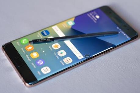 Samsung gấp rút thu hồi 2,5 triệu điện thoại Galaxy Note 7
