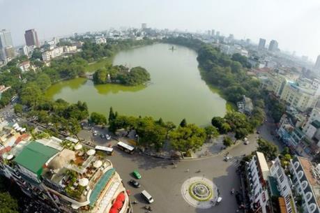 Hà Nội sẽ đặt cửa ga tàu điện ngầm gần Hồ Gươm