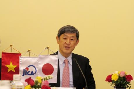 Chủ tịch JICA: Hiệu quả ODA giữa Nhật Bản và Việt Nam -  thành công từ hai phía