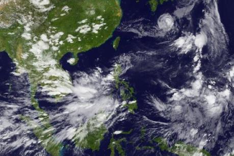 Dự báo thời tiết: Hình thành áp thấp nhiệt đới trên Biển Đông