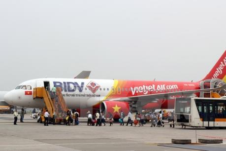 Vietjet khuyến cáo hành khách cập nhật thông tin chuyến bay trước ảnh hưởng thời tiết