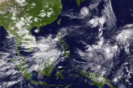 Dự báo thời tiết hôm nay 12/9: Áp thấp nhiệt đới có khả năng mạnh lên thành bão