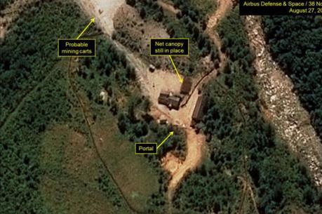 Các vụ thử hạt nhân gây chấn động thế giới của Triều Tiên