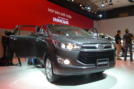 """Tháng """"Ngâu"""" tác động đến doanh số bán hàng của Toyota"""