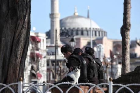Nổ lớn tại Thổ Nhĩ Kỳ làm 11 người bị thương