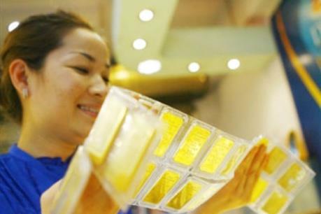 Giá vàng trong nước ngày 12/9 tăng, giảm không đồng nhất