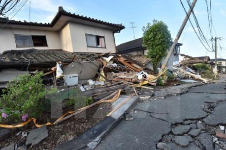 Động đất mạnh 5,1 độ Richter tại Hàn Quốc