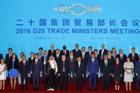 G20 cần hành động để khôi phục đầu tư và thương mại toàn cầu