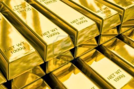 Giá vàng thế giới giảm bất chấp đồn đoán Fed nâng lãi suất dịu xuống