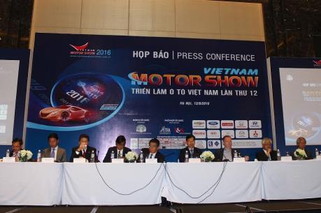 Gần 100 mẫu xe mới nhất sẽ được giới thiệu tại Vietnam Motor Show