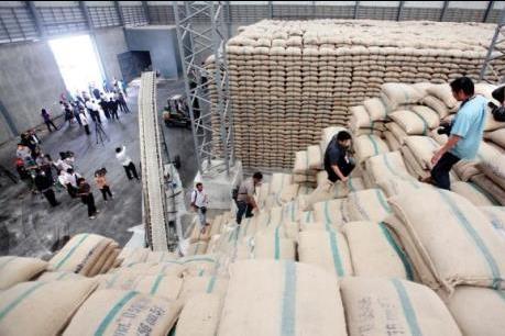 Xuất khẩu gạo của Campuchia giảm 2,1% trong 9 tháng đầu năm nay