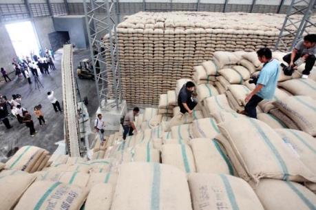 Chính phủ Thái Lan bán 755.000 tấn gạo dự trữ