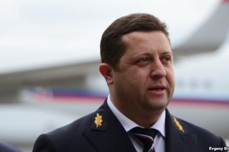 Nga bắt giữ người đứng đầu Đội bay đặc biệt chở Tổng thống Putin