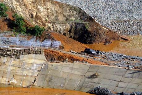 Thủ tướng Chính phủ yêu cầu khẩn trương khắc phục sự cố Thủy điện Sông Bung 2