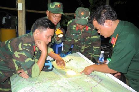 Lập 8 tổ công tác để tìm kiếm nạn nhân mất tích sau sự cố Thuỷ điện Sông Bung 2