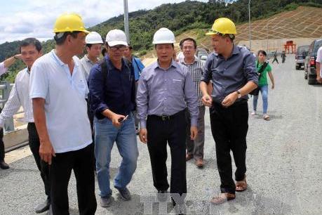 EVN khẩn trương khắc phục sự cố Thuỷ điện Sông Bung 2