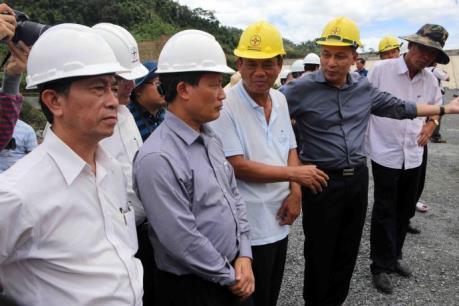 Sự cố thủy điện Sông Bung 2: Khẩn trương tìm kiếm cứu nạn
