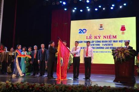 Năng suất lao động ngành may Việt Nam được xếp vào Top đầu thế giới