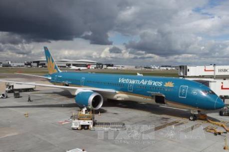 Vietnam Airlines tiếp tục điều chỉnh lịch bay đến Đài Loan (Trung Quốc) trong ngày 14/9