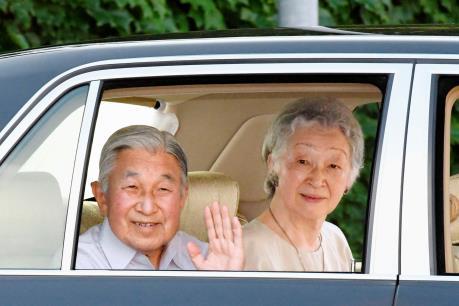 Nhà vua và Hoàng hậu Nhật Bản sẽ thăm Việt Nam vào mùa Xuân năm 2017